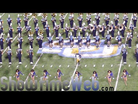 Southern University Halftime 2018 vs Jackson State