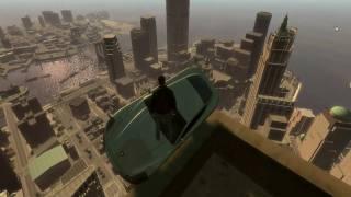 GTA IV Free Fall
