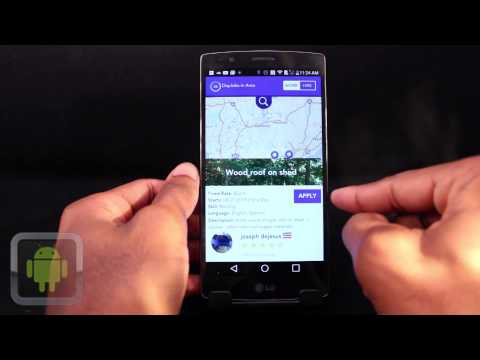 Dayworks Android App Demo