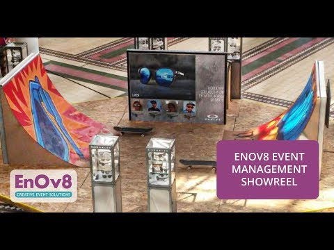 EnOv8 Event Management Showreel