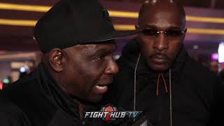 MIKE STAFFORD & BARRY HUNTER DETAIL WHY ADRIEN BRONER HAS COME UP SHORT IN BIG FIGHTS