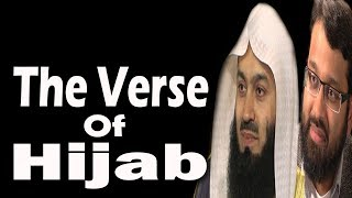 No Ambiguity On Hijab In The Quran | Mufti Menk & Dr Yasir Qadhi