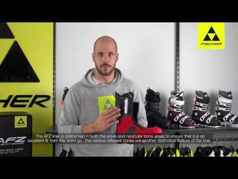 Fischer 16-17 Alpine  RC Pro Boots