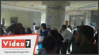أسرة أحمد سيف الإسلام ومئات النشطاء يحيون الذكرى الأولى لرحيله بنقابة الصحفيين