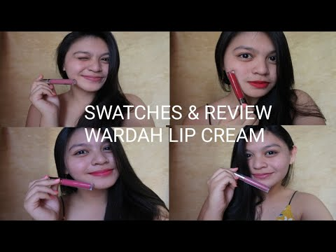 swatches-&-review-wardah-exclusive-matte-lip-cream