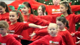Lily Holiday Dance Show - Santa Claus is Coming To Town