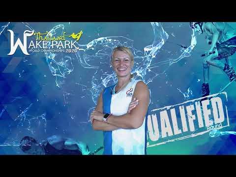 Tatiana Blazhevichus - Amateur Women Wakeboard