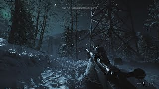 AWESOME Night Stealth Mission from FPS Game about WW2 Battlefield 5