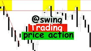 Swing Trading Forex Price Action : Best strategy for 2019