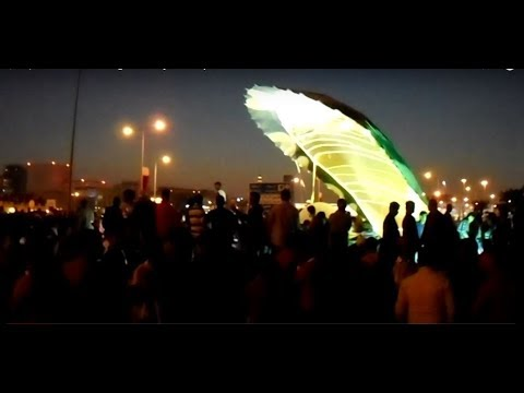 What's in Qatar, Doha Corniche every night? Must watch before going there.