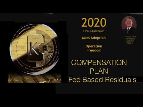 2020 Final Countdown Karatbars Comp Plan Dr. Greg Gerrie