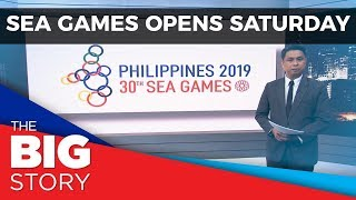 30th Sea Games Set To Open On Saturday
