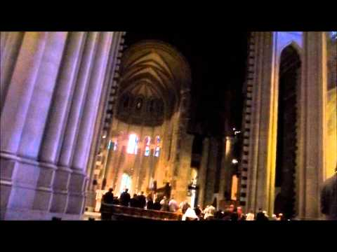 Messa in Cathedral of Saint John the Divine