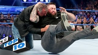 Download Video Top 10 SmackDown LIVE moments: WWE Top 10, July 16, 2019 MP3 3GP MP4