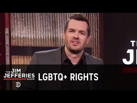 Trump's Transgender Ban and LGBTQ Rights in the Military - The Jim Jefferies Show