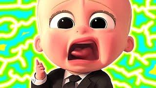Босс Молокосос мультфильм на русском Видео для Детей Босс Молокосос мультик The Boss Baby Серия 1