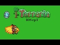 Terraria IOS EP 1 THE LUCK???