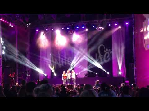 Atomic Kitten It's Ok And Be With You Doncaster Wildlife Park August 26th 2017