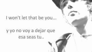 Justin bieber stuck in the moment lyrics + sub español