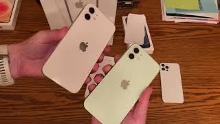 iPhone 12 - Green vs White