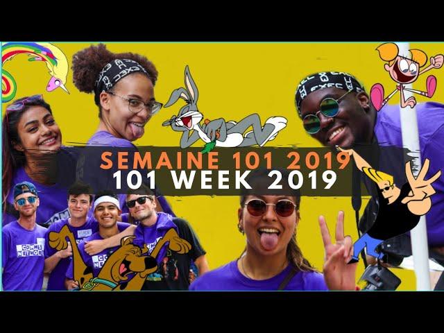 SEMAINE 101 WEEK 2019 AÉÉC-CSA