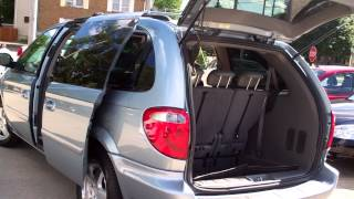 2006 Dodge Grand Caravan SXT LOADED Dekalb IL near Big Rock IL.