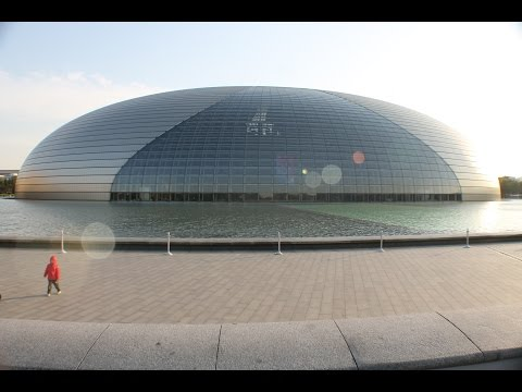National Centre for the Performing Arts / 国家大剧院 (Giant Egg / 巨蛋)