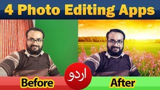 TOP 4 BEST PHOTO EDITING ANDROID APPS WITH FULL REVIEW 2018 #1