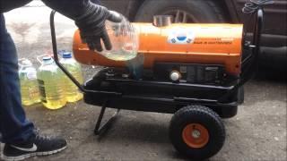 видео Тепловые пушки дизельные прямого нагрева