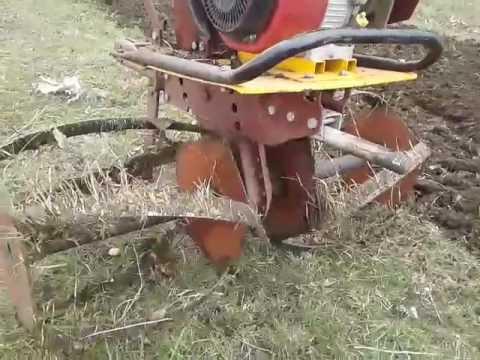 Известкование почвы - YouTube