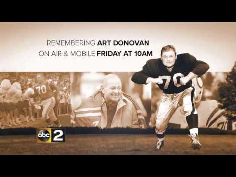 Tribute to Art Donovan