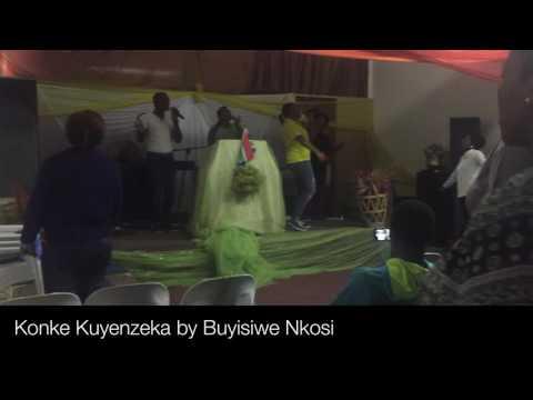 Konke Kuyenzeka by Buyisiwe Nkosi
