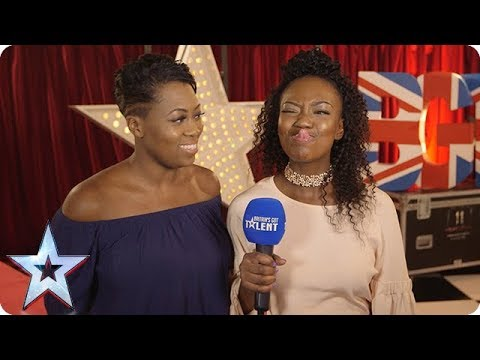 Suzanne spills the tea about Roxanne's 'selfie' with Drake | BGT 2018