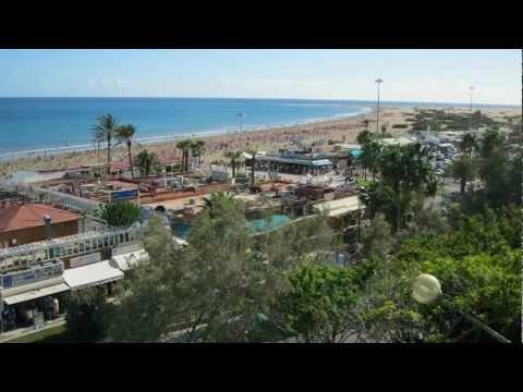 Playa Del Ingles .. Gran Canaria, Canary Islands