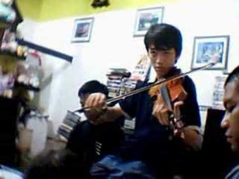 Piano And Violin Player [ Broken Vow ]
