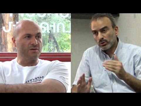 Единый фронт призывает к свержению власти в Армении