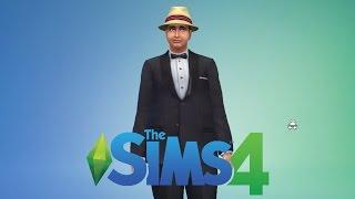 4 Sims - AL CAPONE OLUŞTURMA