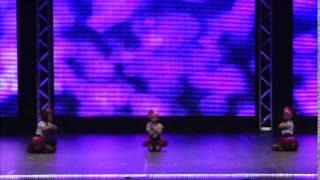 Showstopper Mini Jazz dance