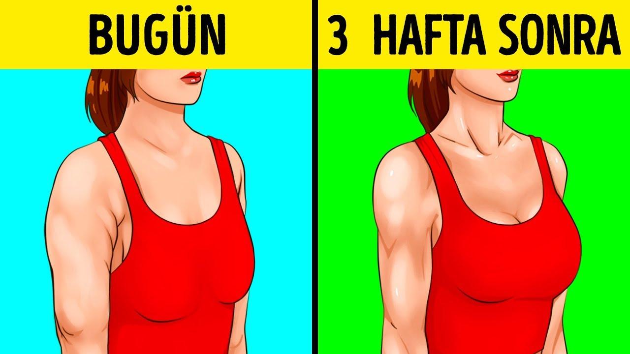 Güzel göğüslere sahip olmak için ne yapmalı ve yapılmalı