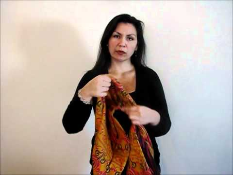 Διαλέγοντας μάρσιπο sling με κρίκους