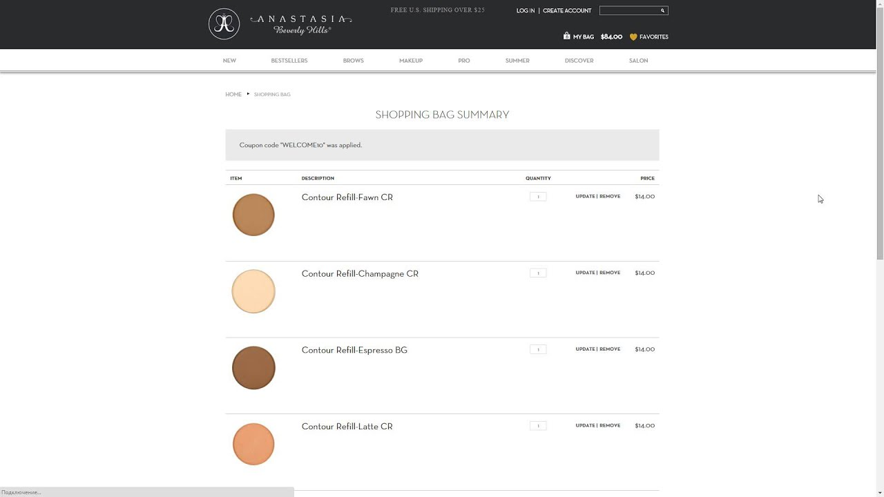 Anastasia beverly hills coupon code youtube