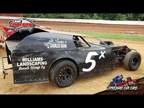 #5X Jamey Neat - Open Wheel - 8-25-18 Lake Cumberland Speedway - In Car Camera
