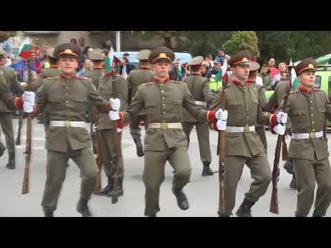 Шоу спектакъл на военни оркестри - Велико Търново 2017