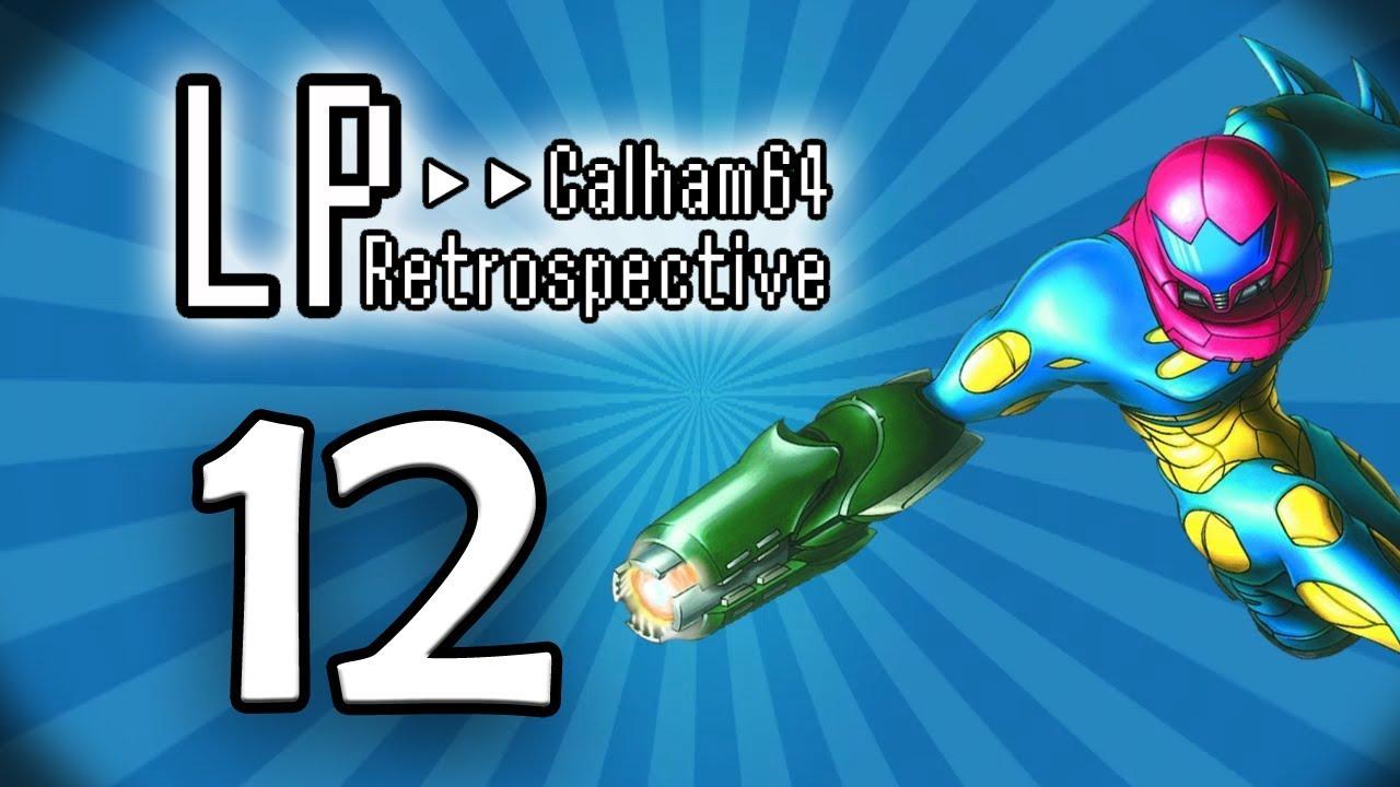 Download Calham64 LP Retrospective   Day #12   Metroid Fusion (GBA)