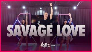 Savage Love - Jason Derulo & Jawsh 685   FitDance TV (Coreografia Oficial)   Dance Video