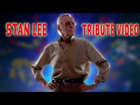 Stan Lee - Tribute Video