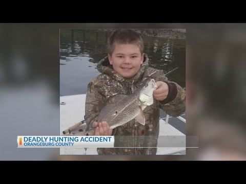 SC Boy Dies In Hunting Accident