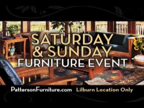 Patterson Furniture Truckload Sale