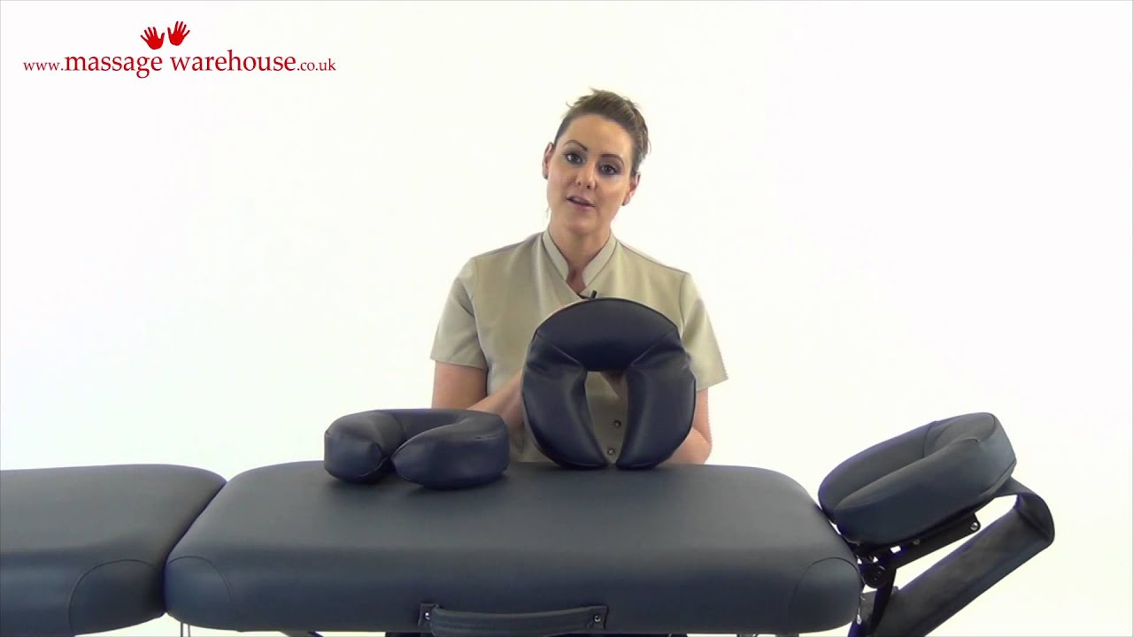 Review and Features of Head Rest Face Cradle Cushion for Massage