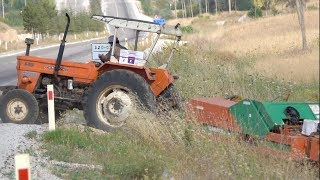 traktörü rezil etti fiat 640